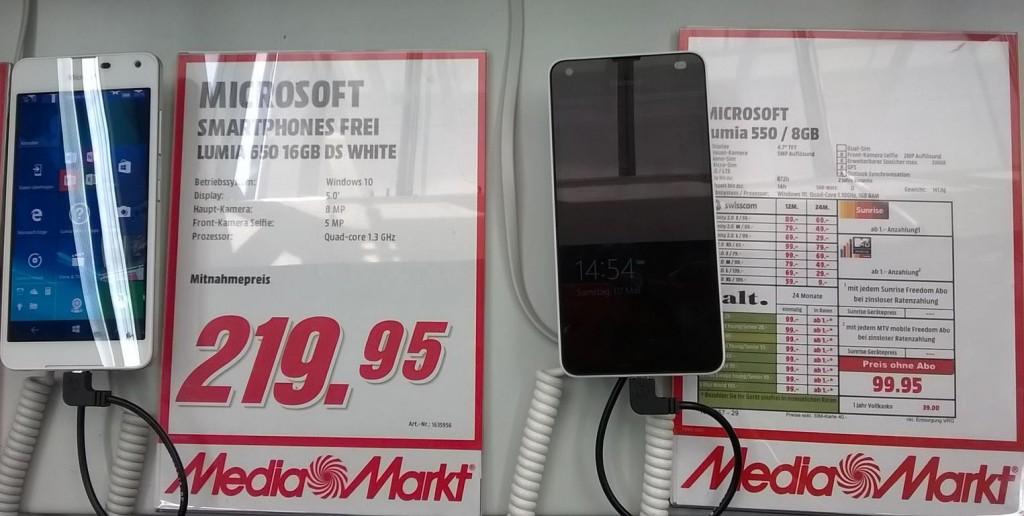 Lumias Media Markt