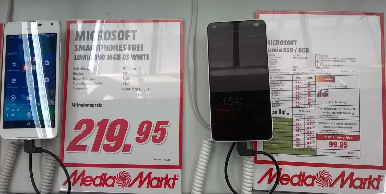 Media Markt Schweiz Wir Verkaufen Immer Mehr Windows Phones