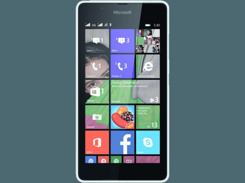MICROSOFT-Lumia-540--Smartphone--8-GB--5-Zoll--Weiß