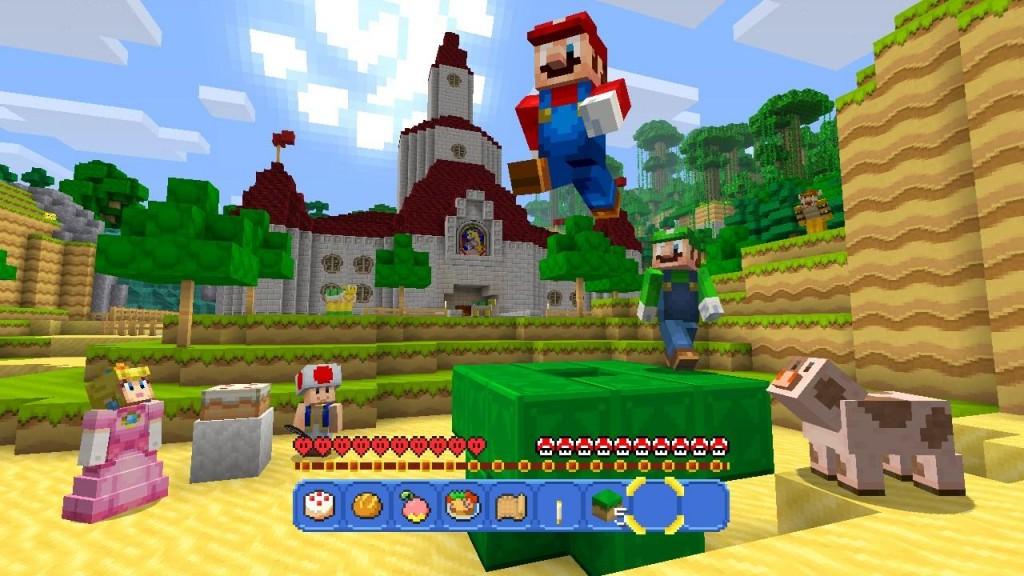 MinecraftSuperMario