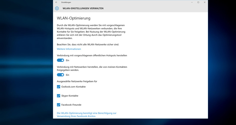 WLAN-Optimierung-Windows