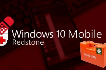 Windows 10 Mobile Redstone Fix Nr. 2