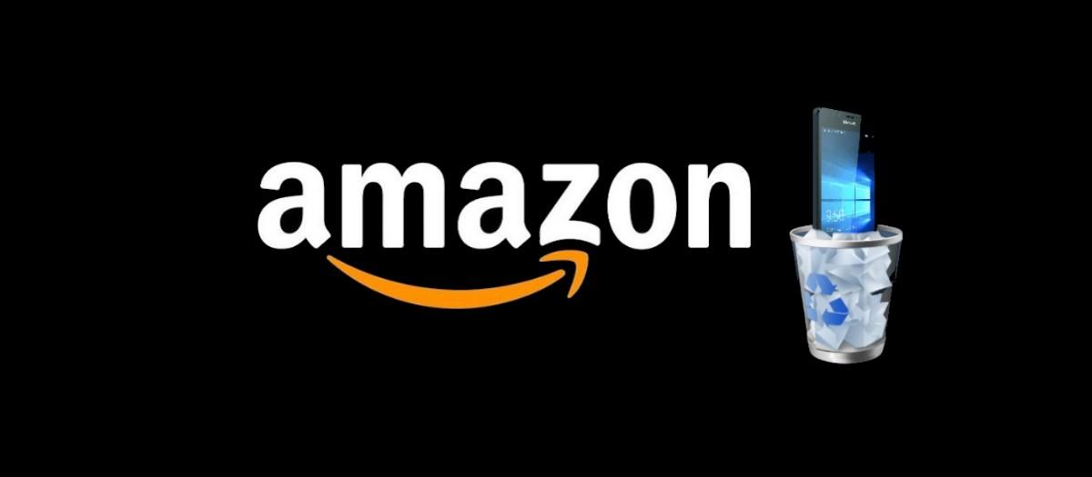 Amazon Lumias