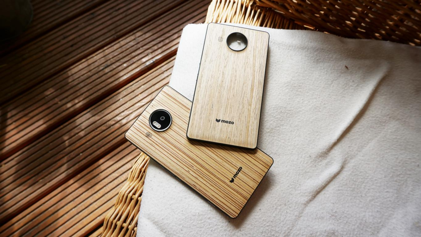 Mozo Holz Cover