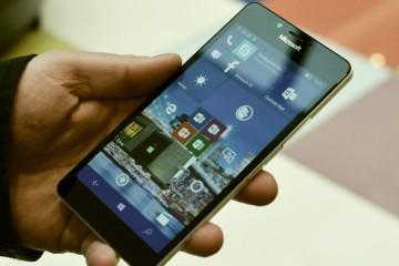Lumia 950 XL Double Tap