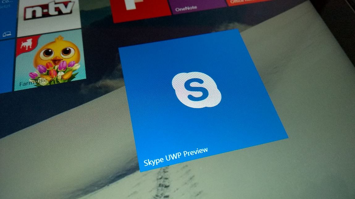SkypeUWPUnited