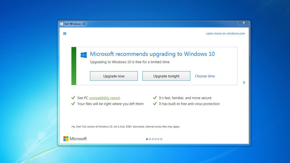 Windows-10-Upgrade-Benachrichtigung