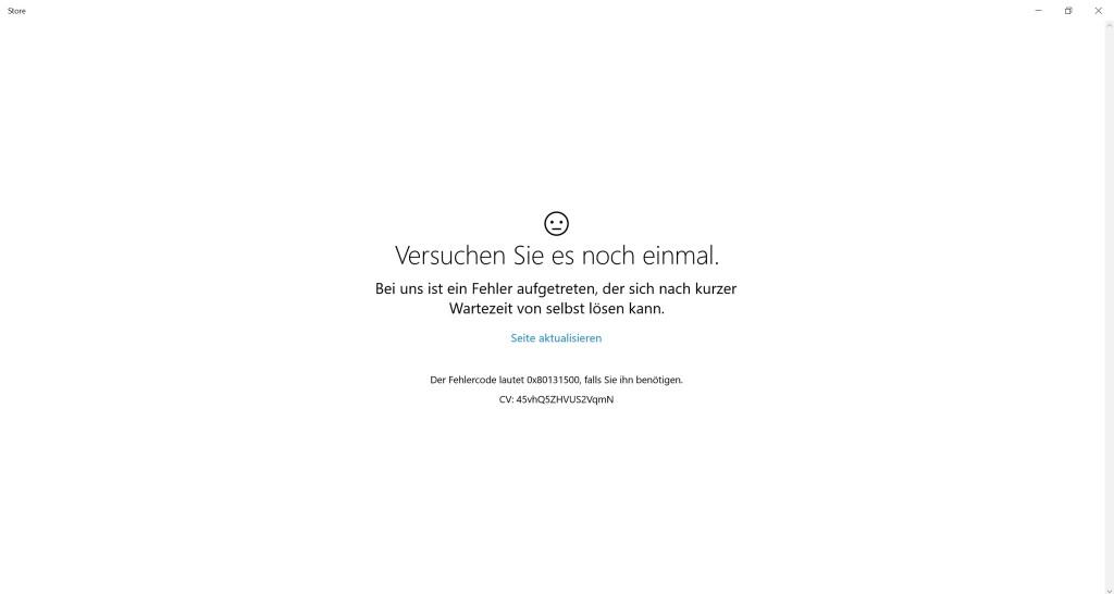 Windows-Store-Down