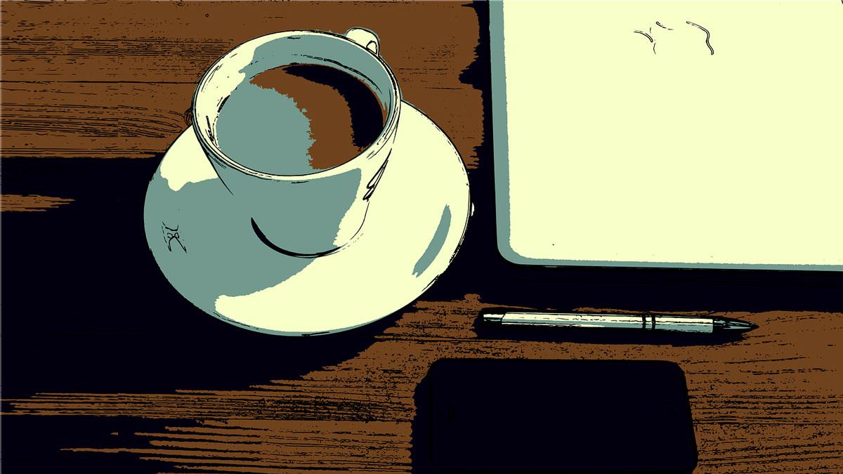 Apple-Kaffee-Artikel
