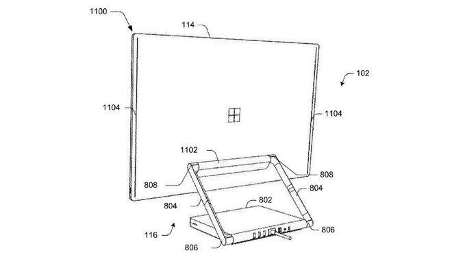 Microsoft Patent PC