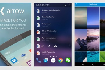 Arrow-Launcher-Android-Microsoft