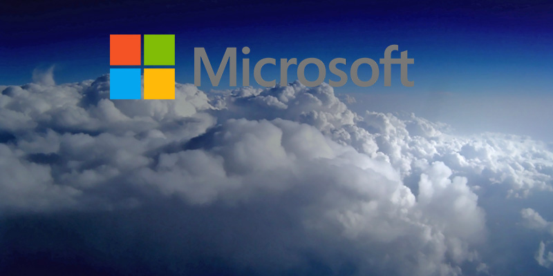 Microsoft-Wolken-Cloud