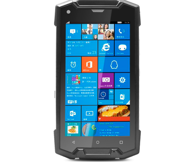 RMQ5018 Windows 10 Mobile IP68