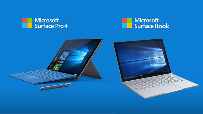 Surface-Pro-4-Surface-Book