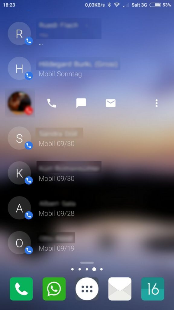 arrow-launcher-anrufe-sms-email