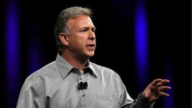 Apples Marketing Chef Phil Schiller