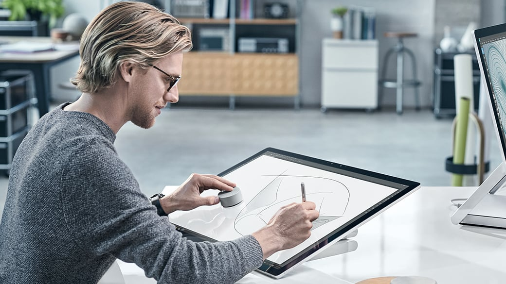 surface-dial apps