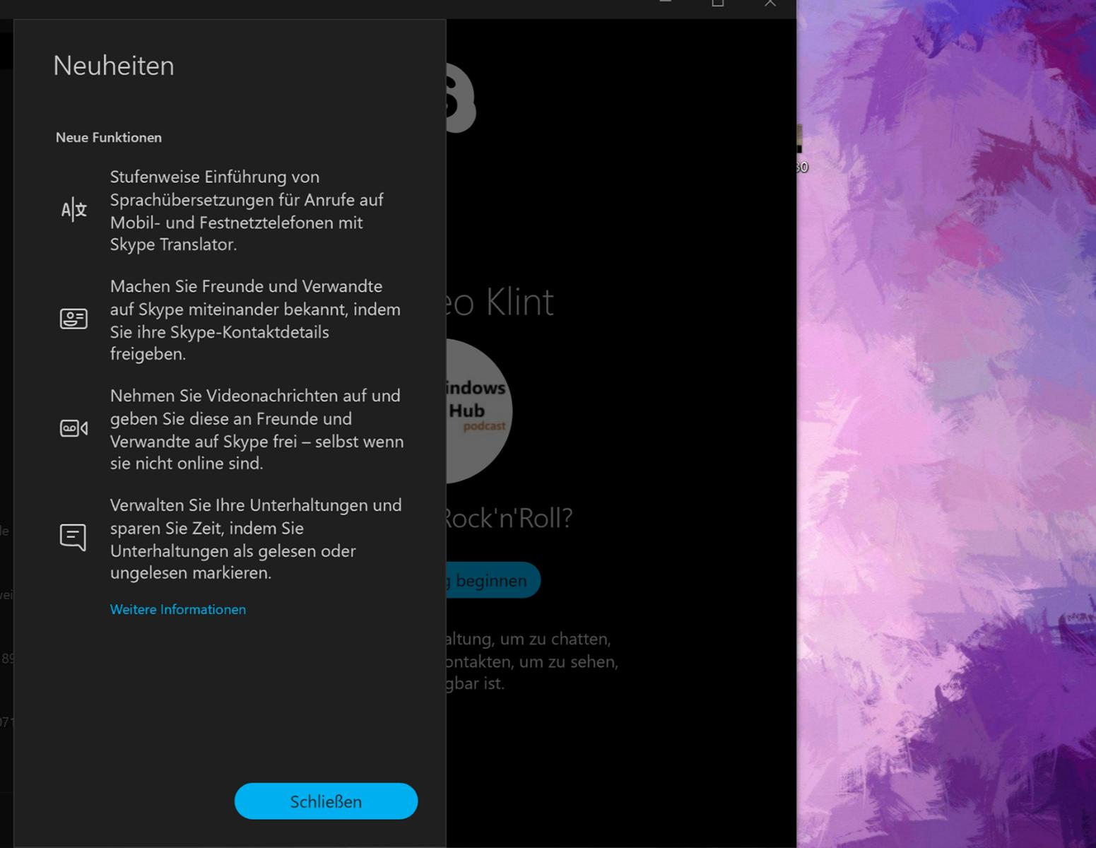 skype uwp echtzeitübersetzung
