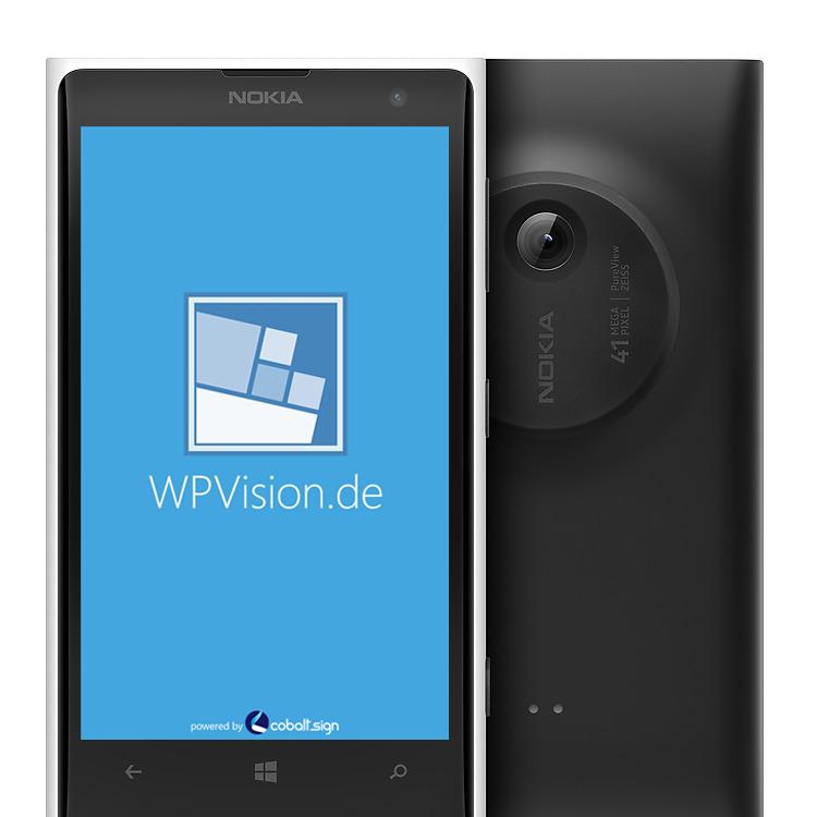 WPVision App