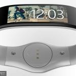 Microsoft Fitness Band / Smartwatch Konzept