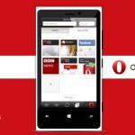 Opera Mini für Windows Phone