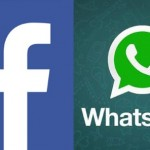 Facebook & WhatsApp Logo
