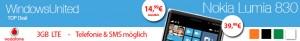 WindowsUnited Vodafone Deal