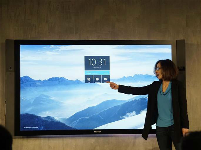 surface hub 2 85 zoll