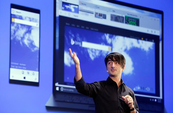 Windows 10 Joe Belfiore