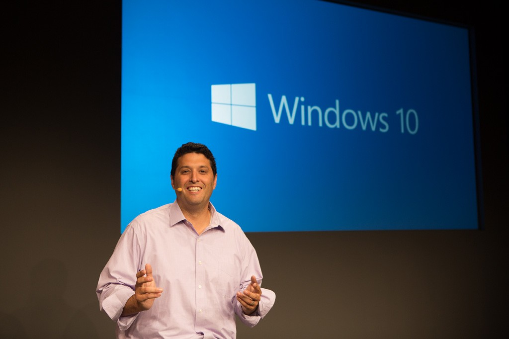 Windows Chef Terry Myerson