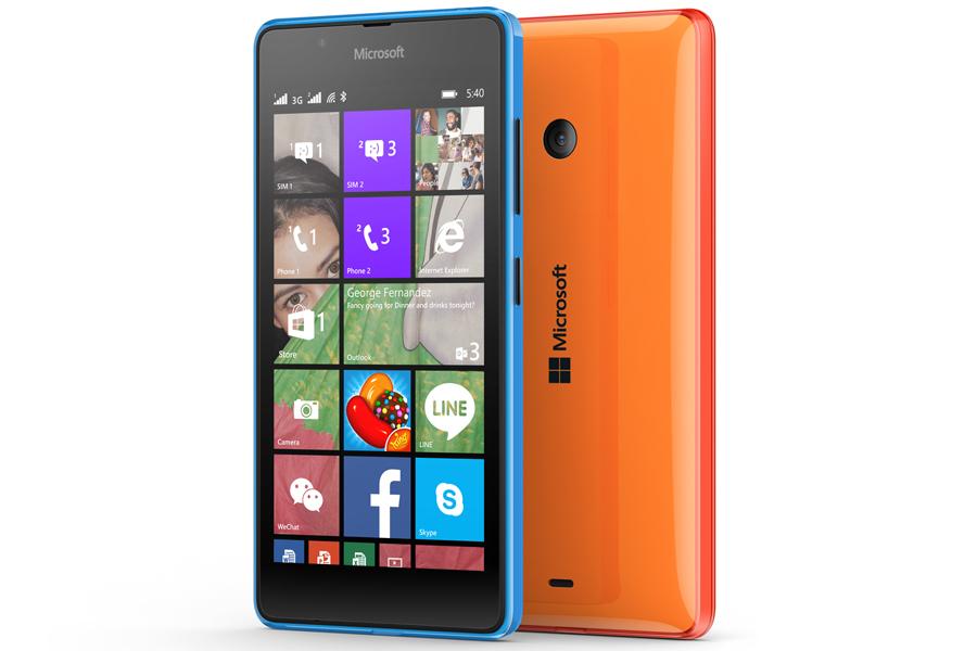 Lumia 540 Dual Sim Plötzlich Auch In Deutschland Erhältlich