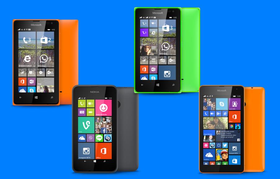 Lumia 435 firmware