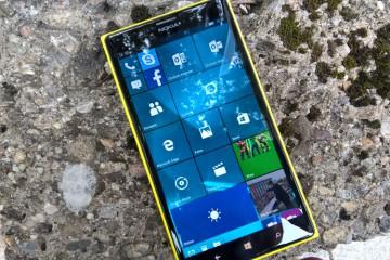 Windows Mobile Windows Phone Lumia 1520