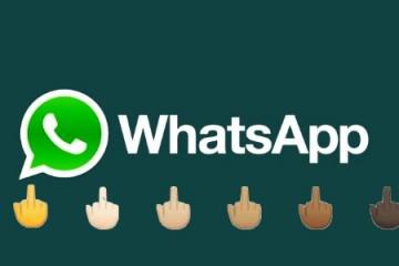 WhatsApp Fuck you