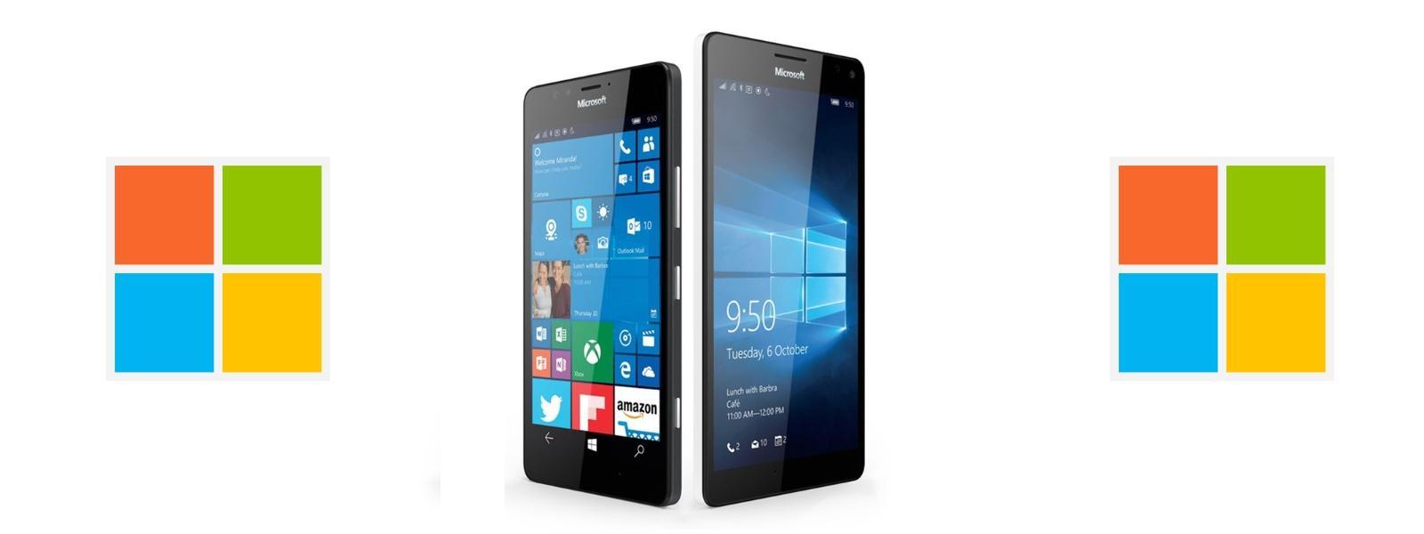 Lumia 950 & 950 XL