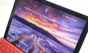 Surface Pro 4 Display flackern Support Austausch