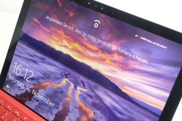 Surface Pro 4 Display flackern Support Austausch