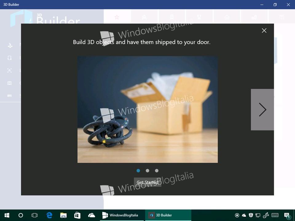 3d Builder Microsofts Offizielle 3d Drucker App F R