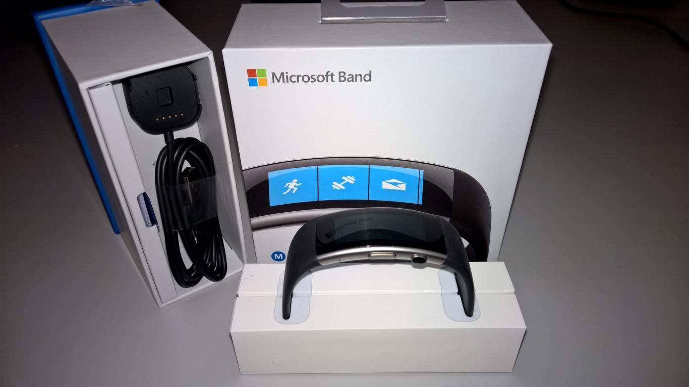 Microsoft Band 2 – Eine Zusammenfassung rund um das Fitness-Wearable