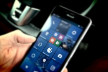 Lumia 950 WindowsUnited App Kachel
