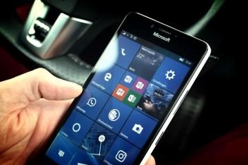 Lumia 950 App Icons Homescreen