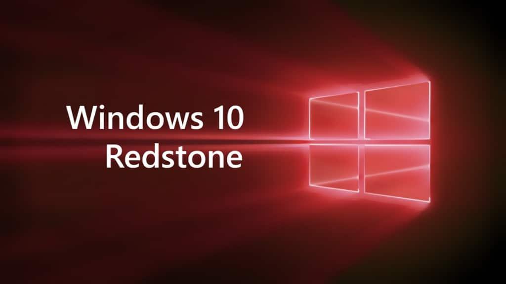 Windows 10 Redstone Insider