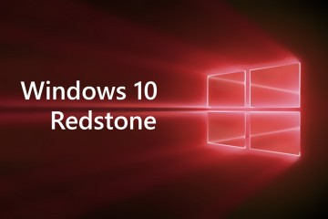 Windows 10 Redstone Insider