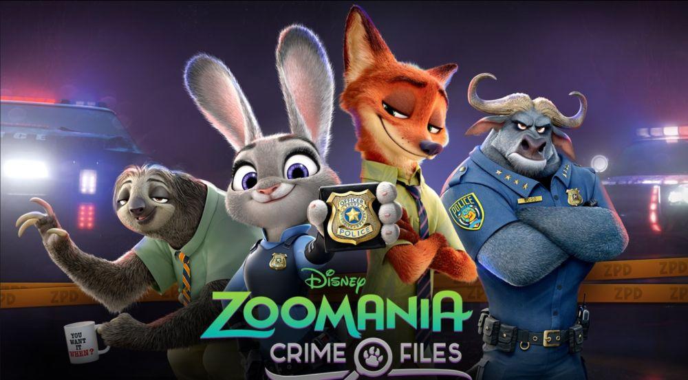 Zoomania Spiel