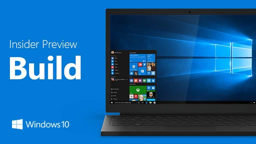 Windows 10 Insider Preview Build 17083