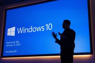 Windows 10 Praesentation