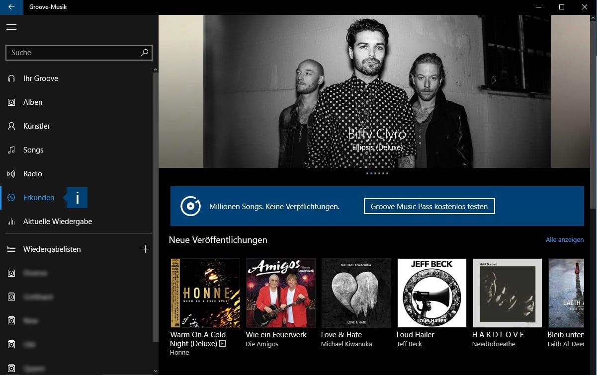 Groove Update Bringt Editierfunktion Für Metadaten Und