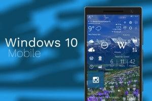 Windows 10 Mobile Build 15254.401