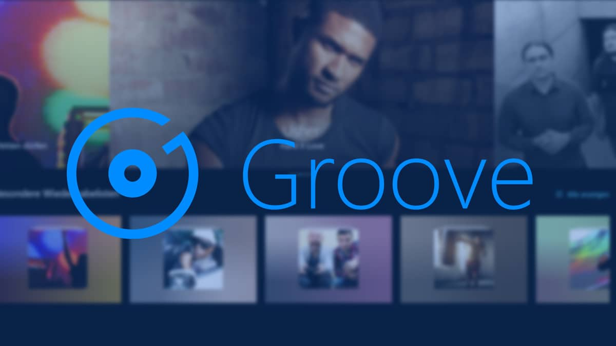 Groove Musik Windows 10