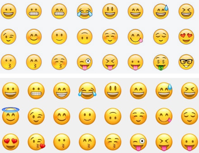 Whatsapp Smileys Alt